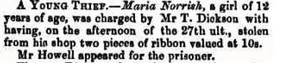 The Perth Gazette and Independent Journal of Politics and News, 5 Aug 1859