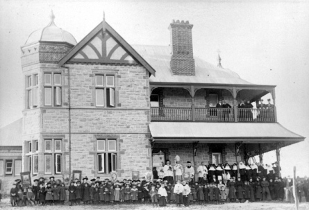 Ladies College; c. 1896