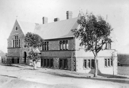 St Joseph's College; c. 1896